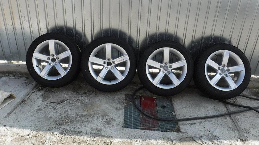 Jante Audi A5 S-Line NOII  (Concave ) 225 50 17 iarna Dunlop