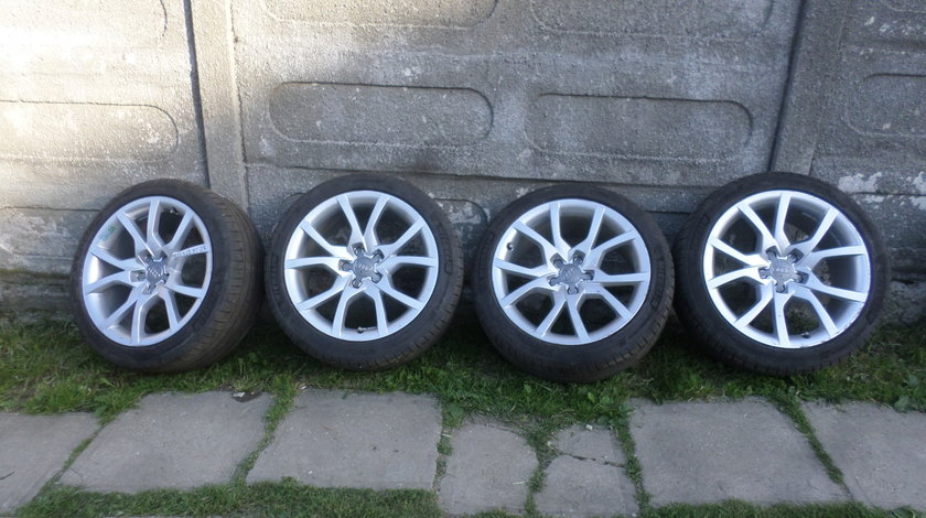 Jante Audi A5  vara 245 40 18 Michelin