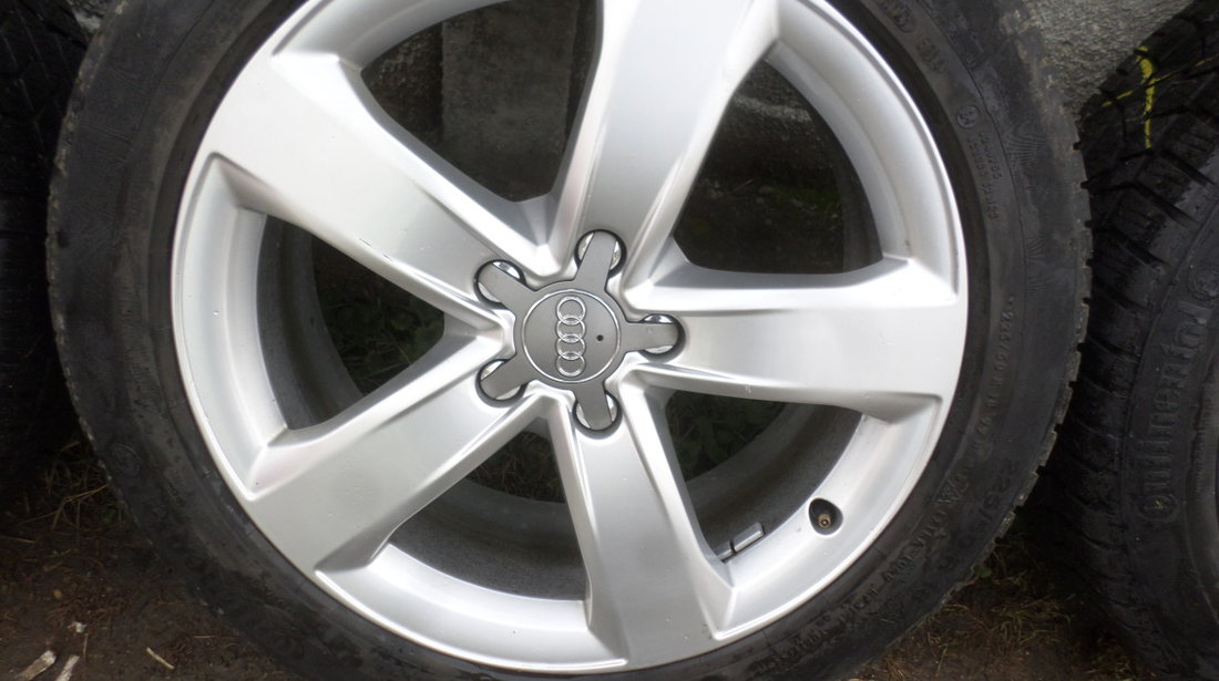 Jante Audi A6 4G c7 225 50 18 iarna Continental