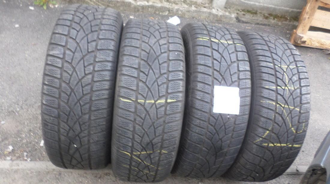 Jante Audi A6 4G C7 Allroad 235 55 18 iarna Dunlop SpWinter Sport 3D