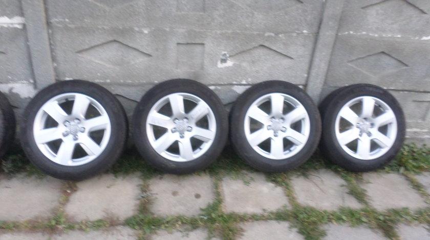 Jante Audi A6 4G C7 Iarna Michelin Alpin 5  225 55 17