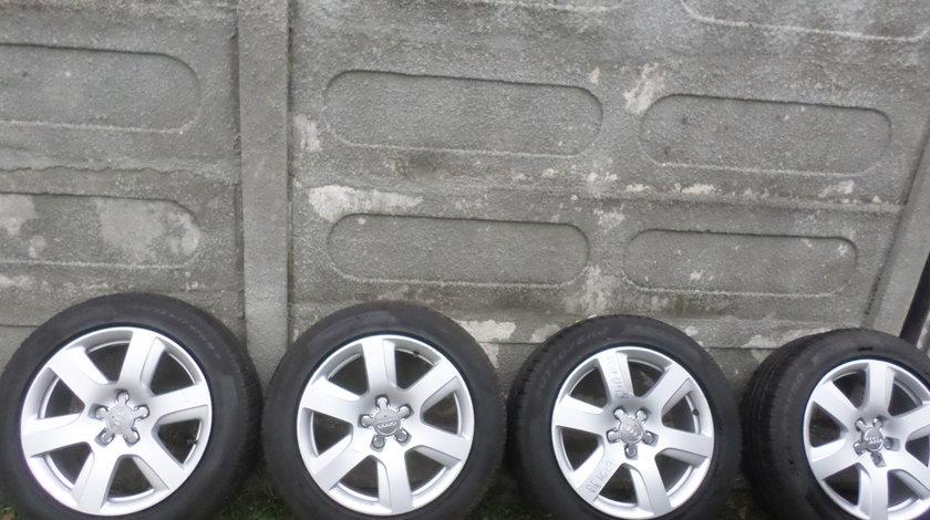 Jante Audi A6  4G C7 Iarna Pirelli 225 55 17