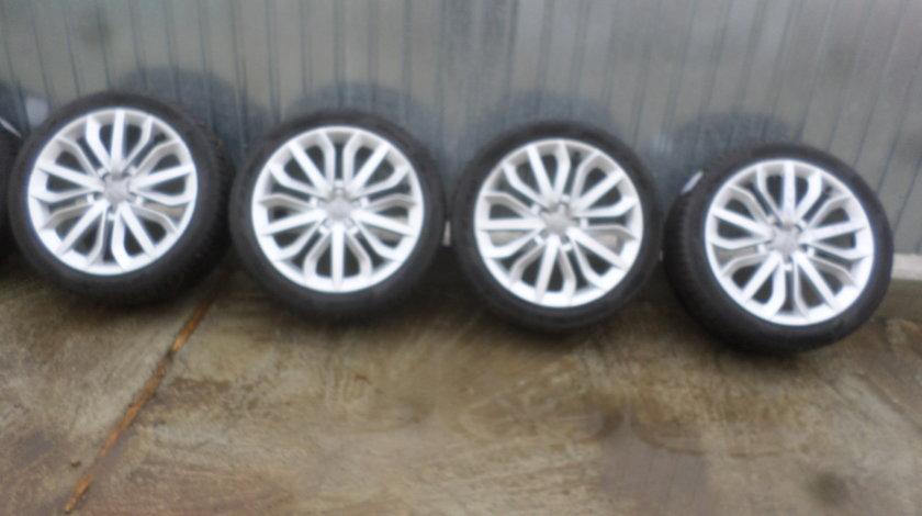 Jante audi A6 4G C7 S6 RS6 A7 cu anvelope vara  255 40 19 Pirelli