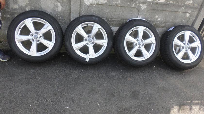 Jante Audi A6 4G C8 225 55 18 iarna Pirelli Sottozero S3
