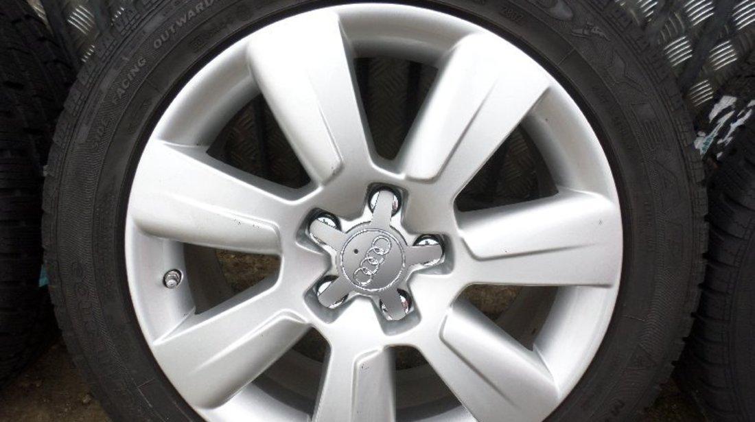 Jante Audi A6 All-Road 215 55 17 Iarna Goodyear