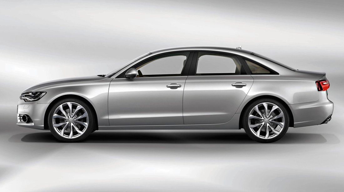 Jante Audi A6 Anvelope vara noi 255-35-20 dot 2016