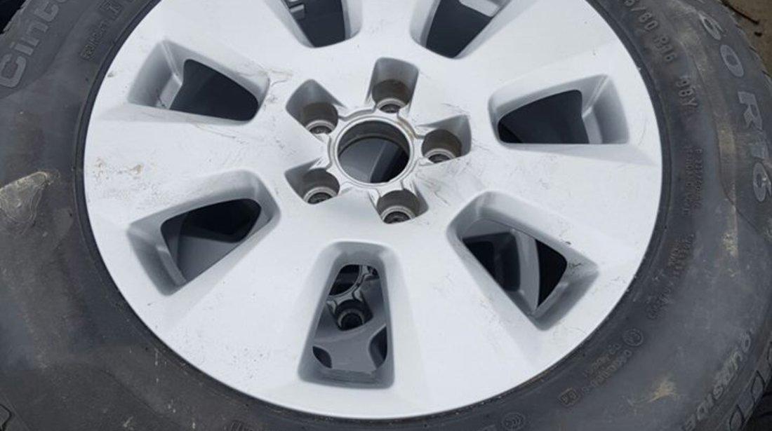 Jante Audi A6, dimensiune:225x60 16'' 7, 5j et 37,  5x112-anvelope vara