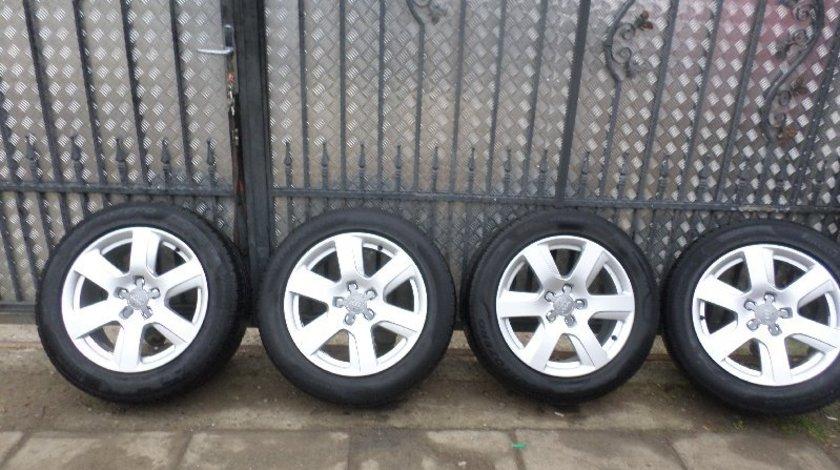 Jante Audi A6 Iarna Pirelli 225 55 17