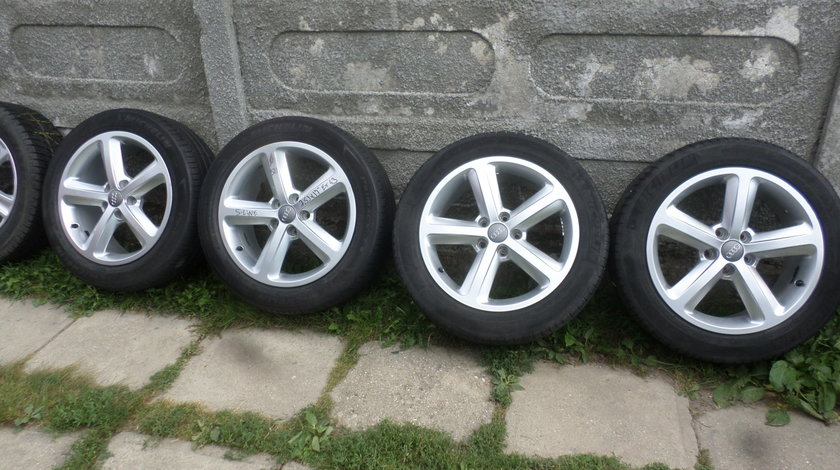 Jante Audi A6 S Line 225 50 17 vara Michelin