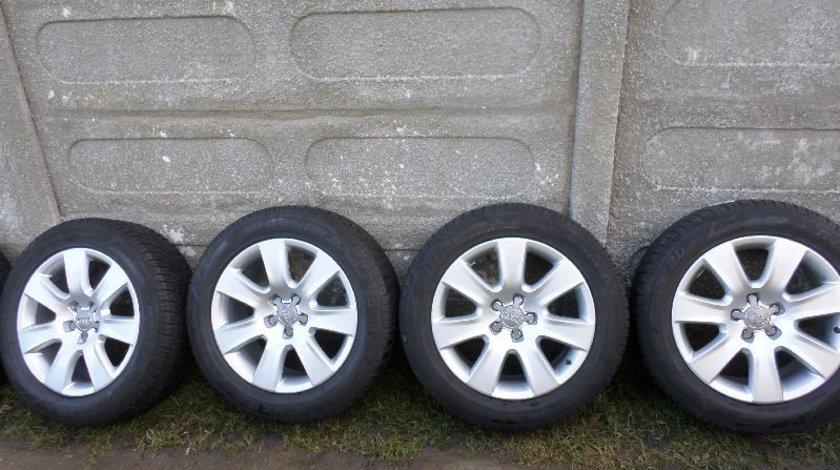 Jante Audi A8 Q5 235 55 18 Iarna Dunlop