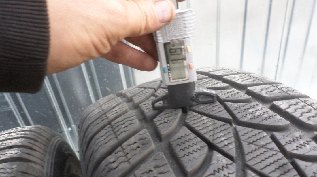 Jante Audi A8 S8 Iarna 235 50 19 Dunlop dot (2217) +Senzori de Presiune