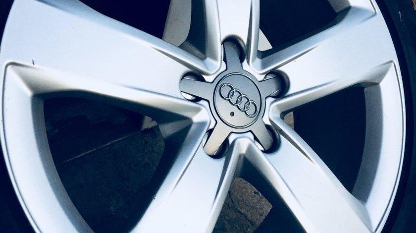 Jante Audi C7 Originale! Audi A4, Audi A6, Audi A5 ! R18, anvelope iarna 235 45 18 Continetal-2014