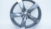 Jante Audi Model Rotor R17 culoare gri mat A3 A4 A...