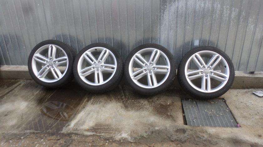Jante Audi originale A6 4G C7 Allroad 255 40 20 iarna Pirelli