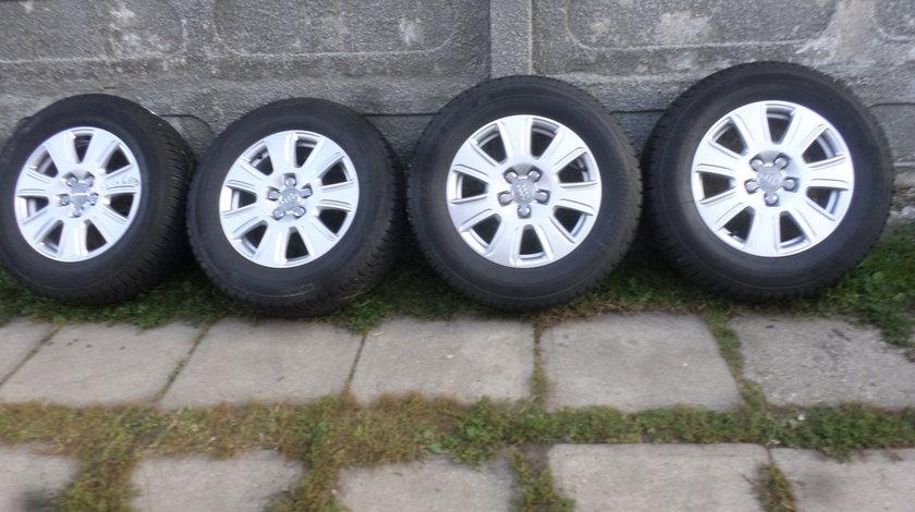 Jante Audi Q3 Iarna 215 65 16 Bridgestone dot (2215)