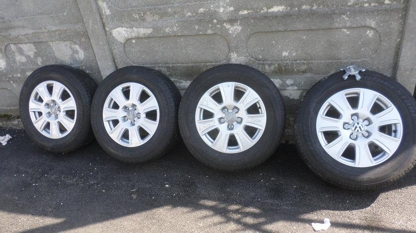 Jante Audi Q3 Iarna 215 65 16 Bridgestone Dueler hp