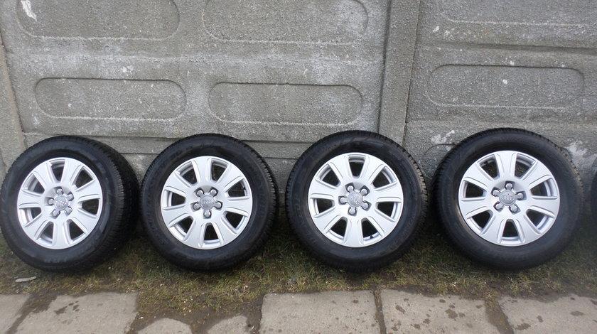 Jante Audi Q3 Iarna 215 65 16 Dunlop