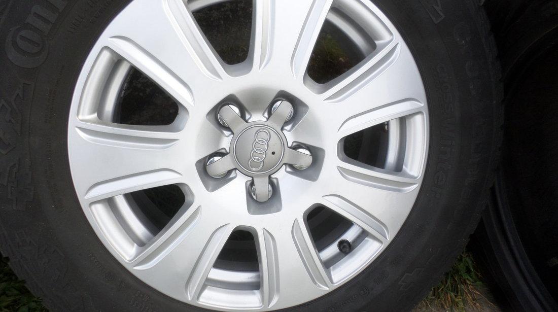 Jante Audi Q3  Tiguan Iarna 215 65 16 Continental
