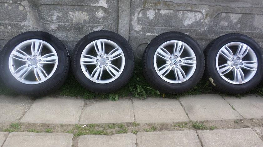 Jante Audi Q3 VW Tiguan 215 60 17 Iarna Pirelli