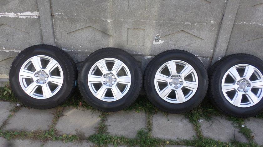 Jante Audi Q5 225 65 17 Iarna Pirelli Sottozero