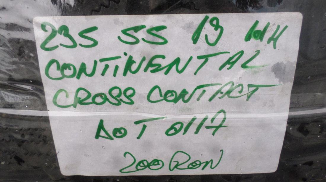 Jante Audi Q5  235 55 19  iarna Continental Crosscontact (dot 0117)