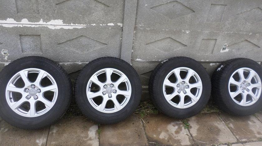 Jante Audi Q5 Iarna 235 65 17 Dunlop NOI