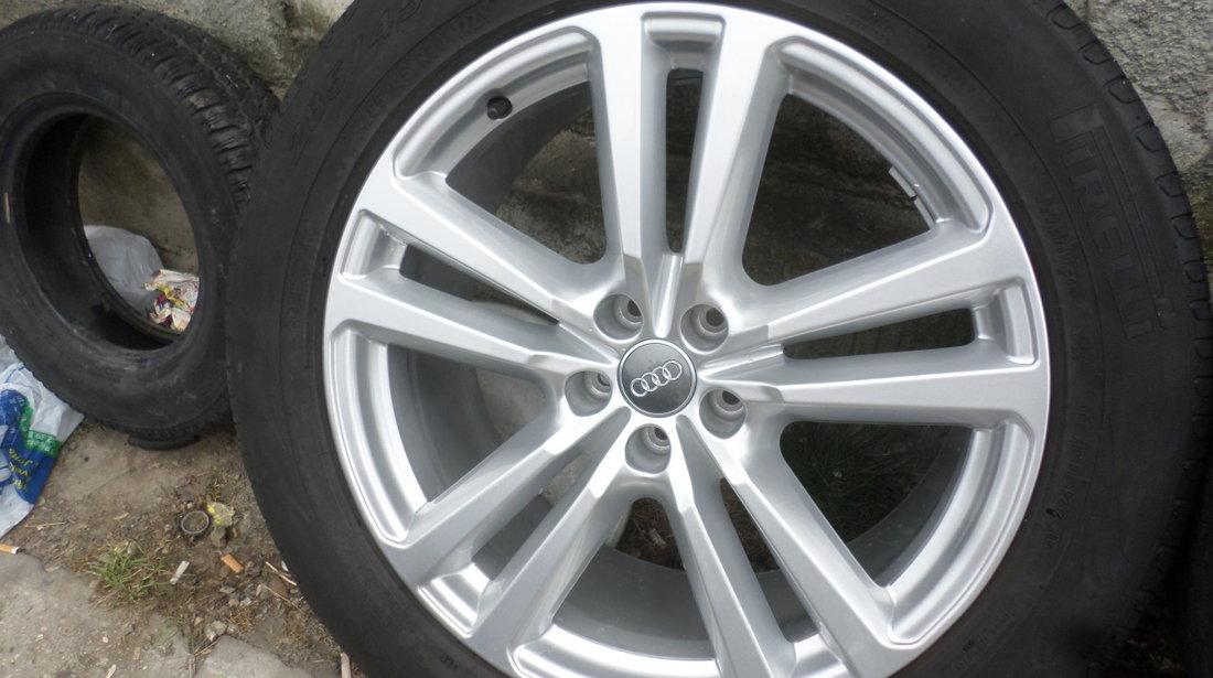 Jante  Audi Q7 4M sau VW Touareg 3Q prindere 5 X 112 iarna 285 45 R20