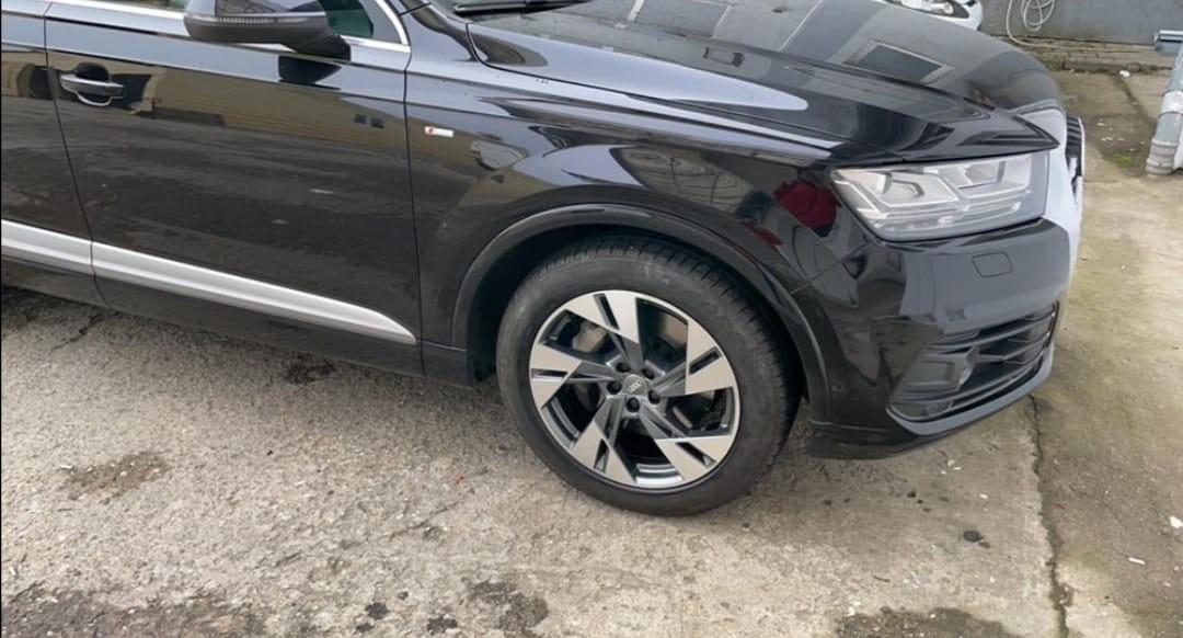 """Jante Audi Q7, Q8 , E-tron, noi, 20"""", originale"""