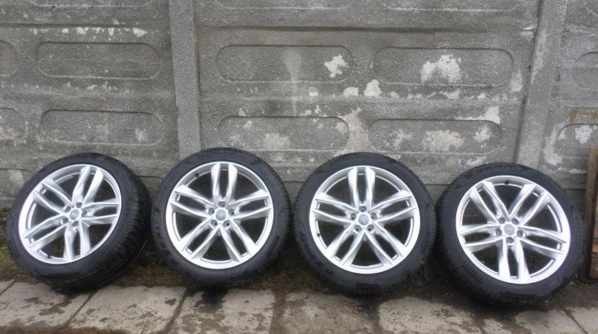 Jante Audi Q7 RS 4M sau VW Touareg 3Q prindere 5 X 112 vara Pirelli P Zero 285 40 R21