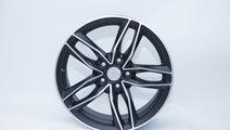 Jante AUDI R17 culoare negru mat  AUDI A1 A3 A4 A5...