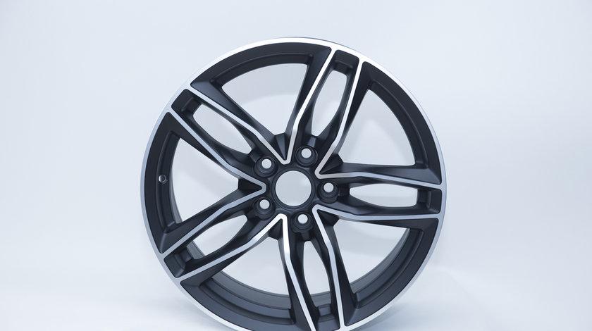Jante AUDI R17 culoare negru mat  AUDI A1 A3 A4 A5 A6 A7