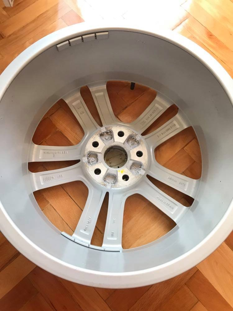 JANTE AUDI R18 -A3 A4 A5 A6 A8 Q2 Q3 TT Golf Jetta Passat Scirocco Seat