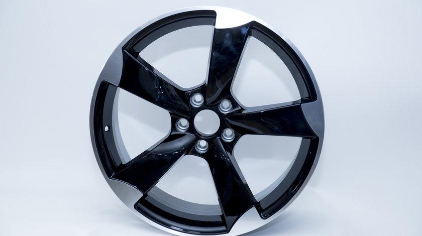 Jante Audi R18 Model RS culoare negru lucios , A1 A2 A3 A4 A5 A6 A7 A8