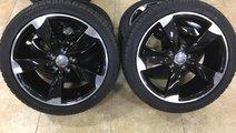 Jante Audi R18 Model RS culoare negru lucios , A4 ...