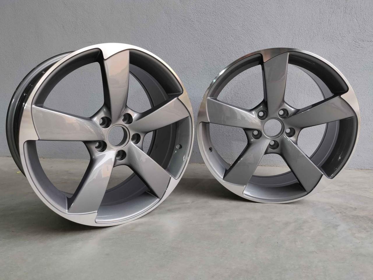 """Jante Audi ROTORS 20"""" R20 Audi A3 A4 A5 A6 A7"""