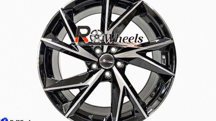 Jante AUDI RS19 R19 Black Model 2021 RS A4 A5 A6 A7 A8 Q3 Q5 Q7 Q8 RS.