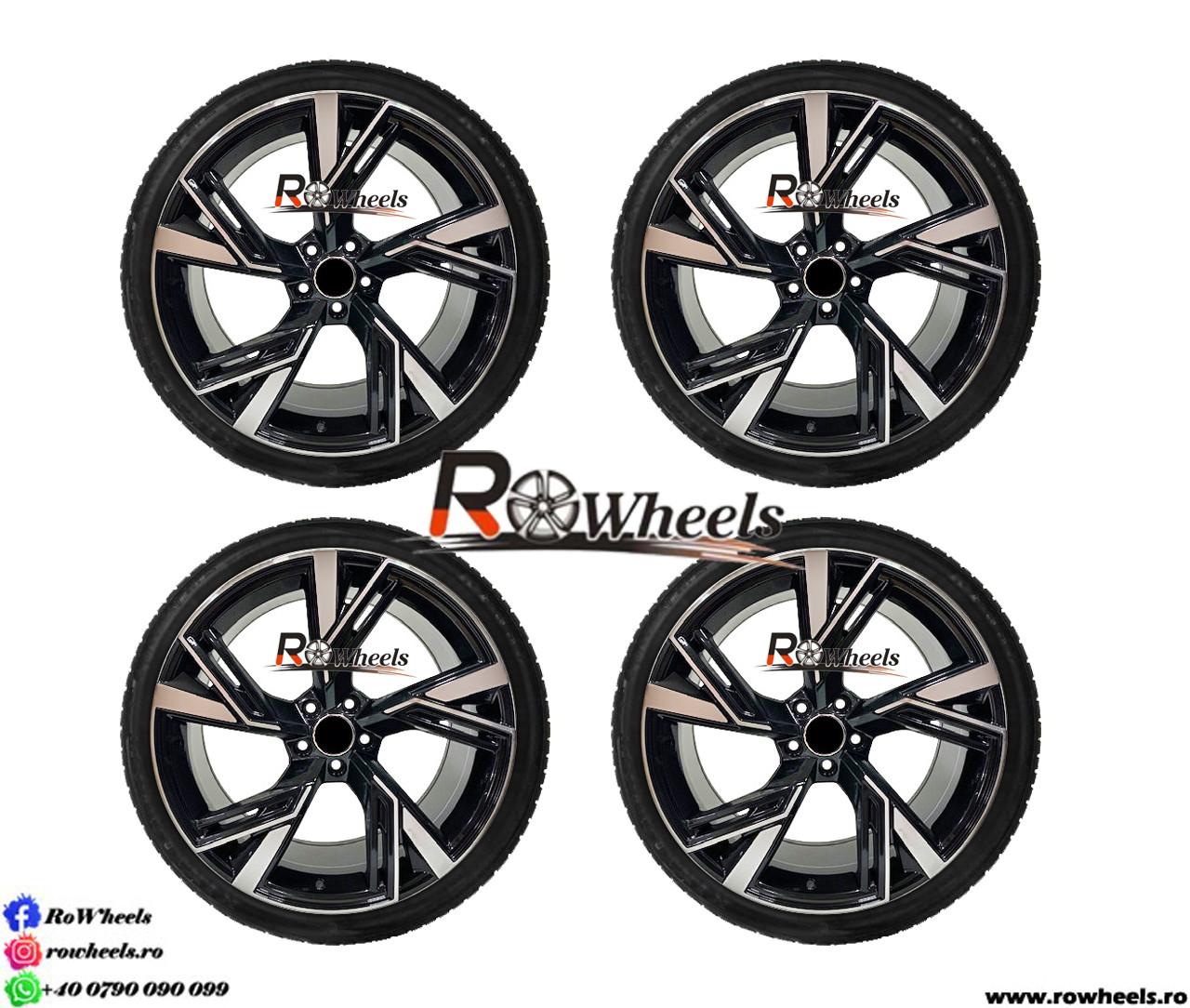 Jante AUDI RS21 R21 Black Model 2021 RS A5 A6 A7 A8 Q3 Q5 Q7 Q8 RS