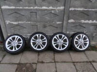 Jante Audi S4 B8 Iarna Noi 245 40 18 Dunlop