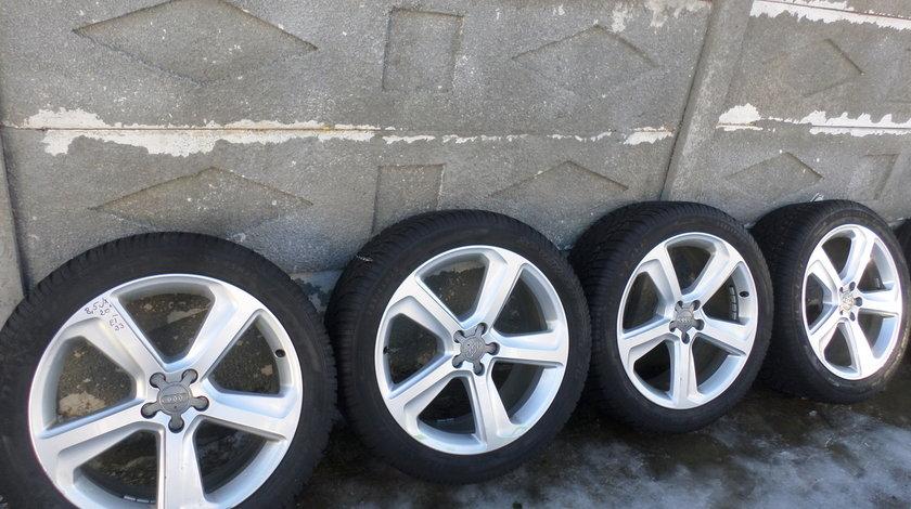 Jante Audi SQ5 Iarna 255 45 20 Dunlop