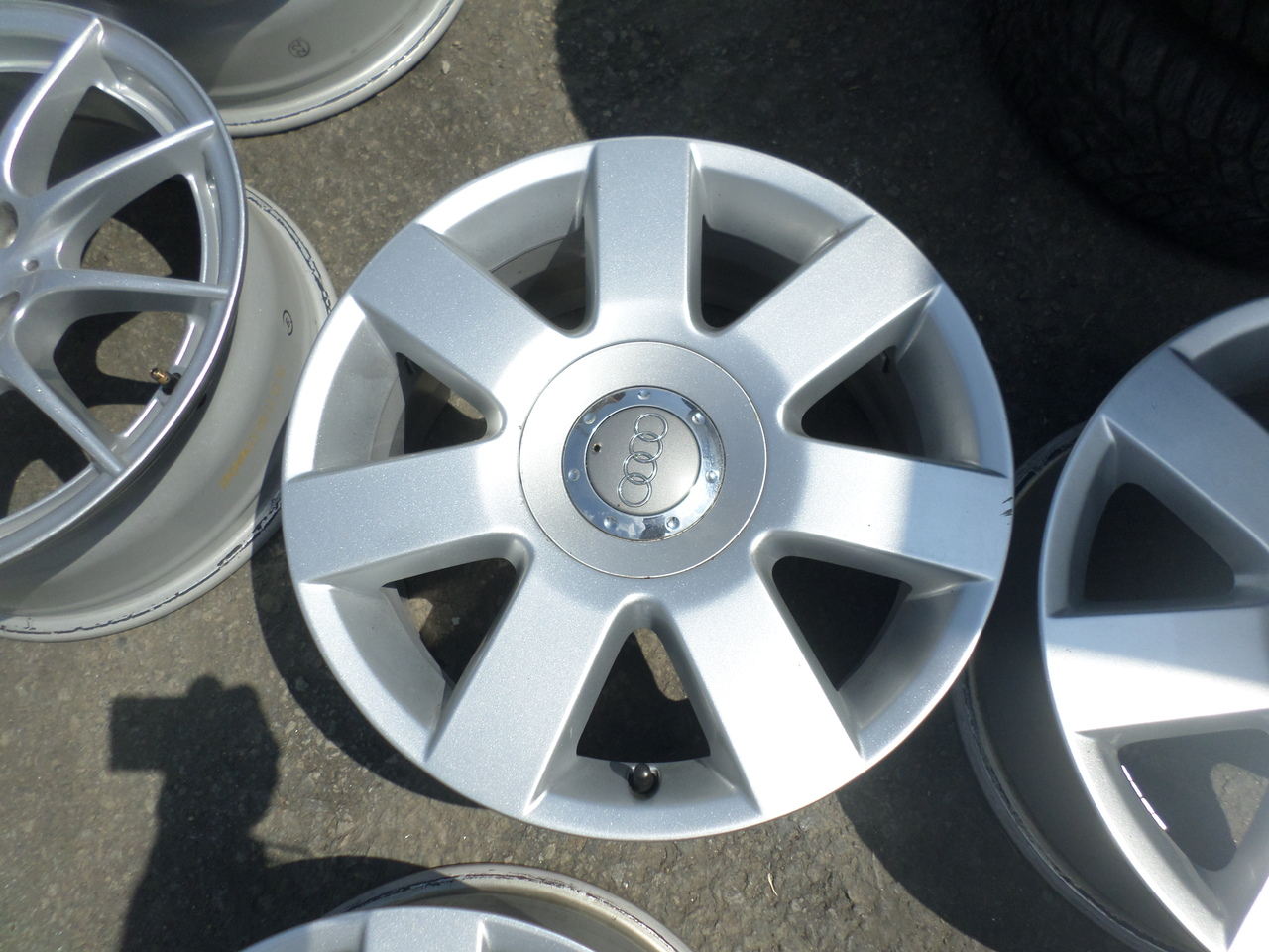 Jante Audi TT , A3