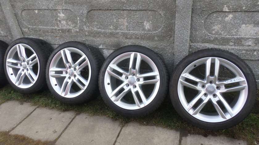 Jante Audi  TT sau A6  Iarna 245 40 18 Dunlop