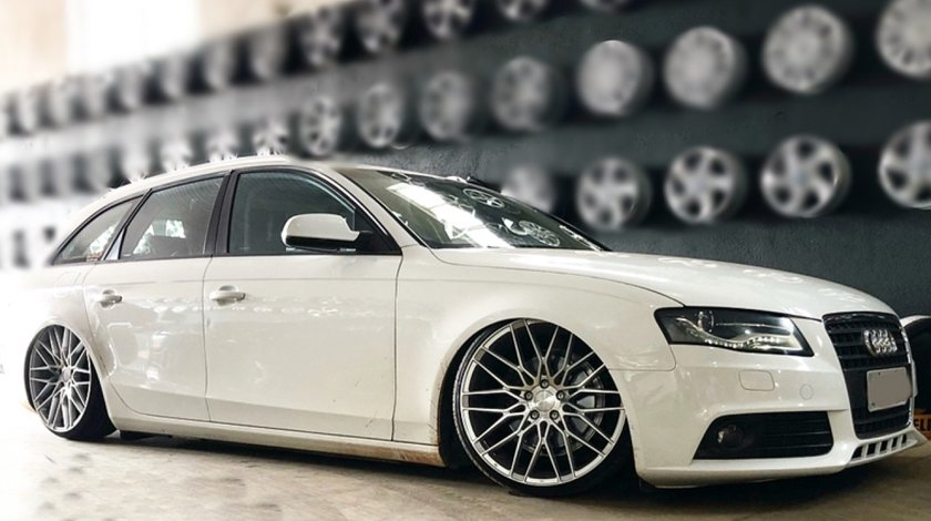 Jante Audi VW Mercedes R20 inchi 5x112 VEEMAN