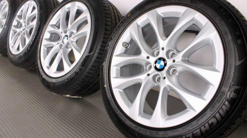 Jante BMW 17 Noi Țipla ! Michelin noi !! Senzori presiunenoi !! Bmw F45, FF46