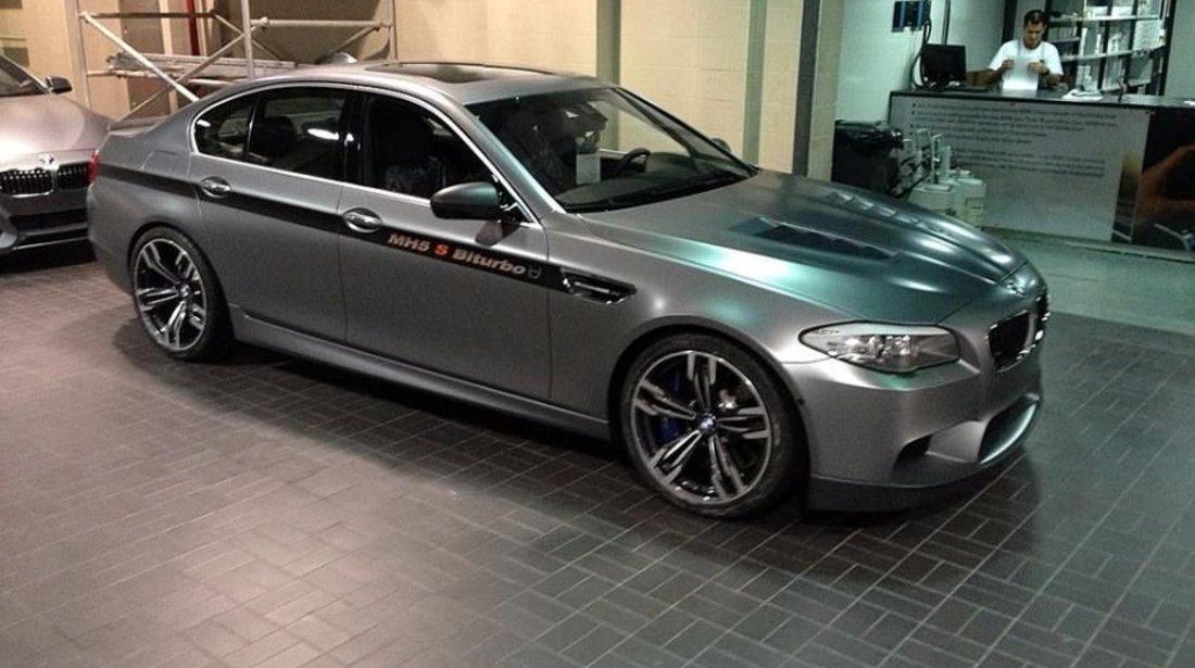 Jante BMW 18 R18 Cu Anvelope iarna 245-45-18 BMW F10 F11 F1 seria5-6