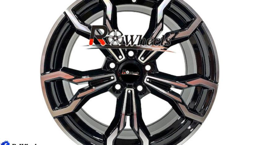 Jante BMW 18 R18 Model M8 black BMW F10 E60 E90 F12 F30 X1 X3 x4 F01