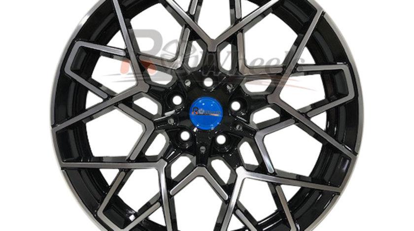 Jante BMW 18 R18 Model M8 black BMW F10 F11 F12 F30 F34 GT X1 X3 X4