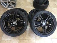 Jante BMW 19 R19 Model M5 Total Black F10 F11 F12 seria 5 seria6