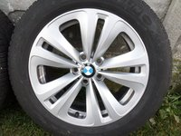 Jante BMW  F 01  cu anvelope 245 50 18 Iarna Michelin