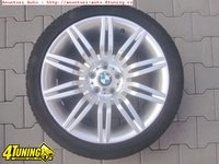 JANTE BMW M 172 PE 19 CU ANVELOPE DE VARA . JANTELE SUNT IN 2 LATIMI DE 8.5 J FATA SI DE 9.5 J SPATE