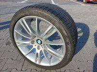 Jante BMW M 193 pe 18 cu anvelope de vara noi , jante originale BMW in 2 latimi .